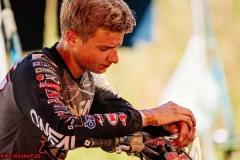Tensfeld , 170721 , ADAC MX Masters  Im Bild: Fabian Kling ( Deutschland / KTM / KMP Honda Racing ) beim ADAC MX Junior Cup 125  Foto: Steve Bauerschmidt