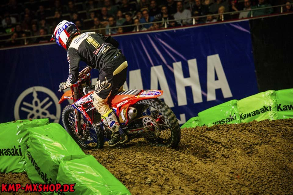37. Internationale ADAC Supercross Westfalenhallen Dortmund