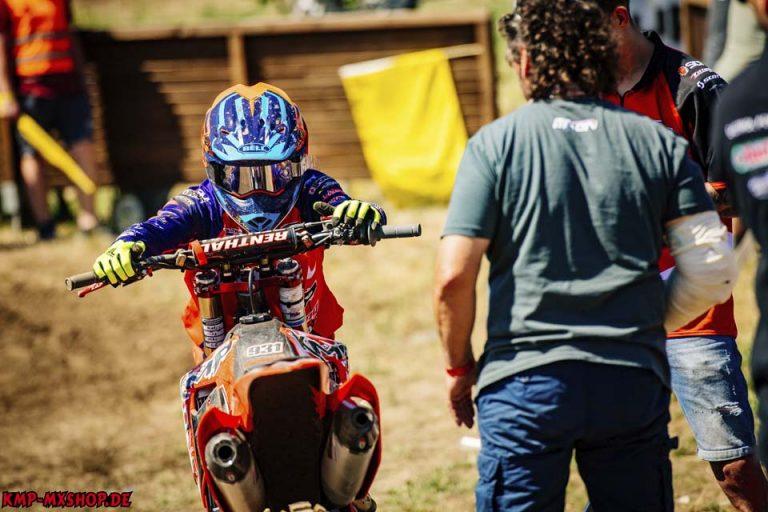 Mölln , 260518 , ADAC MX MastersIm Bild: Marco Fleissig ( Deutschland / Honda / KMP-Honda-Racing ) beim ADAC MX MastersFoto: Steve Bauerschmidt