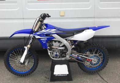 Gebrauchte Yamaha YZ450F BJ 2018 VHB 5.990 €