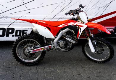 Honda CRF 450R BJ 2018 VKP 4.490 €